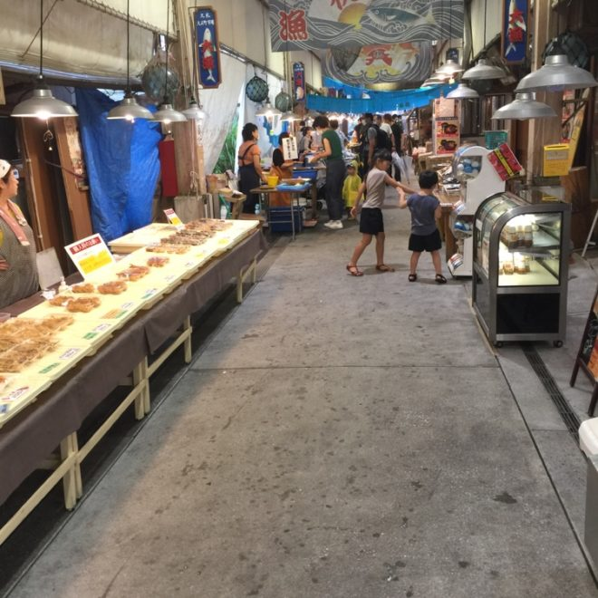 市場の勉強会!高知に行っててました。